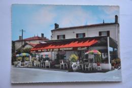 SAINT-MEDARD-de-GUIZIERES-hotel De La Gare-peu Courante Sous Cet Angle-bieres Champignelles - France