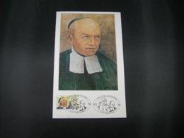 """BELG.1994 2558 FDC Maxicard  : """"  Zaligverklaring Van Broeder Mutien-Marie """" - FDC"""
