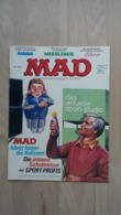 MAD-Heft Nr. 182 - Aktuelles Sportstudio (und Psycho 2) - Bücher, Zeitschriften, Comics