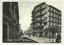 S.GIORGIO A CREMANO - VIA MOROSINI VIAGGIATA FG - Napoli (Naples)