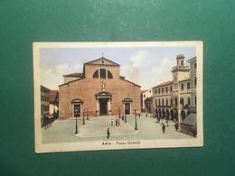 Cartolina Adria - Piazza Garibaldi - 1947 - Rovigo