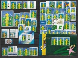 EUROPA CEPT 2000 Annata Completa Con Foglietti MNH - Années Complètes