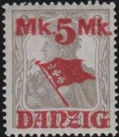 Danzig     .    Michel    .    30  I   .       **    .      Postfrisch      .   /   .    MNH - Dantzig