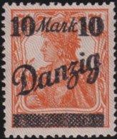 Danzig     .    Michel    .    31  II     .       **    .      Postfrisch      .   /   .    MNH - Dantzig