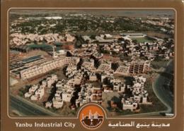 !  Modern Postcard Yanbu, Saudi Arabia, Saudi Arabien - Saudi Arabia