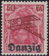 Danzig     .    Michel    .    51       .       **    .      Postfrisch      .   /   .    MNH - Danzig