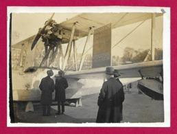 Photographie Des Années 1930 - Établissement Lioré Et Olivier - Hydravion De Bernard Et Bougault - Aviation