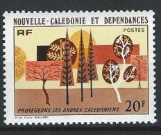 "Nle-Caledonie YT 412 "" Protection Des Arbres "" 1977 Neuf** - Neukaledonien"