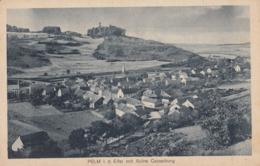 PELM I. D. EIFEL Mit Ruine Casselburg - Duitsland