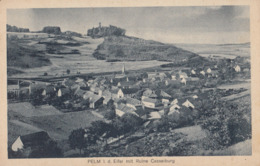 PELM I. D. EIFEL Mit Ruine Casselburg - Germany