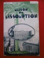 NIMES MAISON DE L ASSOMPTION 1942 - Documenti Storici