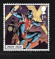 GB 2019 MARVEL COMICS UNION JACK - 1952-.... (Elizabeth II)