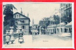 SUISSE --  MONTREUX - VD Vaud