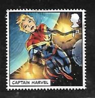 GB 2019  COMICS CAPTAIN MARVEL - 1952-.... (Elizabeth II)