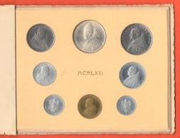 1962 Serie Vaticano Concilio Papa Giovanni XXIII Vatikan State - Vatican