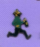 Rare Pins Capitaine Haddock Corner Coinderoux Herge 91 ( Tintin ) K117 - Cómics