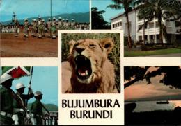 !  Modern Postcard Burundi, Bujumbura - Burundi