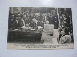 CPA 54 MEURTHE ET MOSELLE - NANCY : Paroisse St Vincent De Paul - Nancy