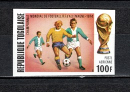 TOGOPA   N°  217 NON DENTELE  NEUF SANS CHARNIERE COTE  ? € FOOTBALL - Togo (1960-...)