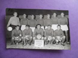 PHOTO EQUIPE DE FOOT FOOTBALLEURS BELGIQUE STANDARD DE LIEGE 1963 - Sporten
