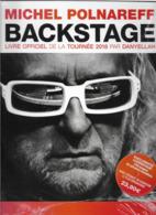 Polnareff Blackstage Livre Officiel De La Tournée 2016 Par Danyellah - Musik