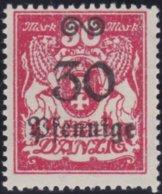 Danzig     .    Michel    .    185      .       **    .      Postfrisch      .   /   .    MNH - Dantzig