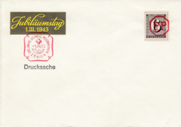 Znr Surtaxe 13, Mnr 418, FDC - Briefe U. Dokumente