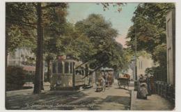 's-Gravenhage - Scheveningsche Weg Met Tram - Den Haag ('s-Gravenhage)