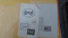 Gros Classeur D'environ 225 Enveloppes 1er Jour D'AUTRICHEentre 1974 Et 1977. Très Bien Suivi Et Fourni. A Saisir !!! - Stamps