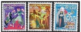 Lussemburgo/Luxembourg: Fiabe Del Lussemburgo, Contes De Luxembourg, Tales Of Luxembourg - Fiabe, Racconti Popolari & Leggende