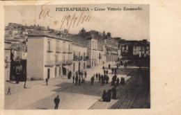 12637 - Pietraperzia - Corso Vittorio Emanuele (Enna) F - Enna