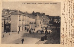12638 - Pietraperzia - Corso Vittorio Emanuele (Enna) F - Enna