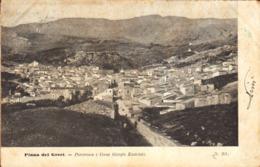 12630 - Piana Dei Greci - Panorama E Corso Giorgio Kastriota (Palermo) F - Palermo