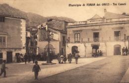 12631 - Piana Dei Greci - Municipio Di Piana Dei Greci - Tre Canoli (Palermo) F - Palermo
