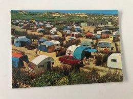 "Carte Postale Ancienne  Lombardsijde Camping ""Albatros"" - Middelkerke"