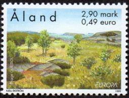 CEPT / Europa 1999 Aland N° 176 ** Réserves Et Parcs Naturels - Europa-CEPT