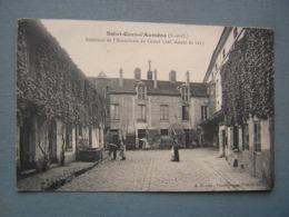 ST OUEN L' AUMONE - INTERIEUR DE L' HOSTELLERIE DU GRAND CERF - Saint Ouen L'Aumone