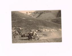 Missieën Der Paters Oblaten In Zuid-Afrika.Missionaris In Het Gebergte. - South Africa
