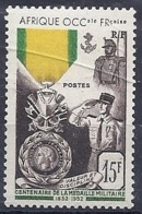 190032118  AFRICA OCCIDENTAL FR  YVERT   Nº  46  **/MNH - Nuevos