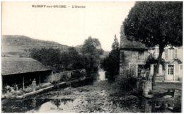 21 BLIGNY-sur-OUCHE - L'Ouche - Autres Communes