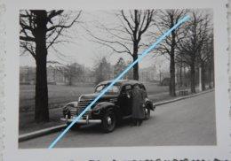Photo GENT Auto OPEL Circa 1930/40 - Automobili