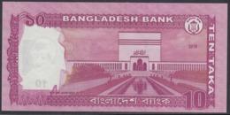 Bangladesh 2018 - 10 Taka UNC - Bangladesh