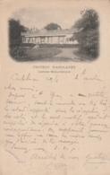 *** 33 ***  MEDOC  - CANTENAC  Château D'Angludet - TB Timbrée - Sonstige Gemeinden