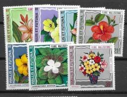 1973 MNH Wallis Et Futuna Mi 247-53, Postfris ** - Pflanzen Und Botanik