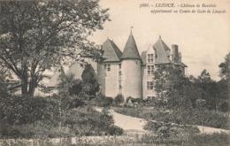 63 Lezoux Chateau De Beaubois Correspondance 1916 - Lezoux
