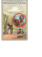 COLONIES FRANCAISES OUBANGUI CHARI - Postcards