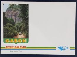 GABON - PISTE PRES EFOT - ENVELOPPE COVER NEW NEUF - Gabon
