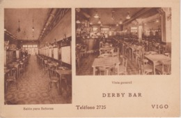 CPA Vigo - Derby Bar (Salon Para Senoras - Vista General) - Spanien