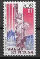 1986 MNH Wallis Et Futuna Mi 519, Postfris ** - Us Independence