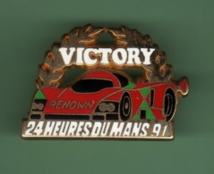 VICTORY 24 HEURES DU MANS 91 *** Signe Arthus BERTRAND *** 1055 (12) - Arthus Bertrand